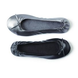 $12.97. For times when your feet are aching from those pointed toe pumps.