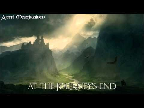 Epic medieval celtic music - At the Journey's End - YouTube