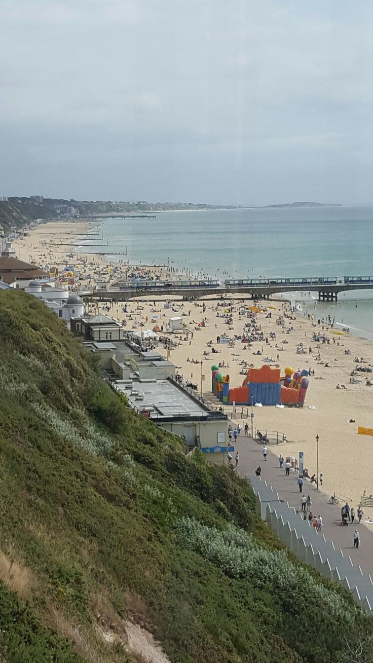 Bournemouth August 2016 😊