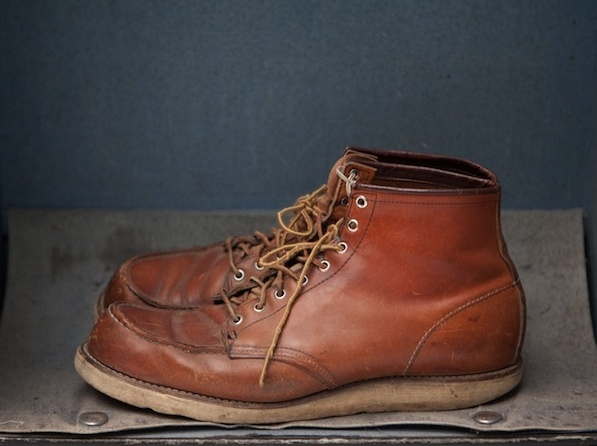 Vintage Red Wing 875 Irish Setter Shoes -> http://www.redwingamsterdam.com/blog/vintage-red-wing-875-irish-setter-shoes