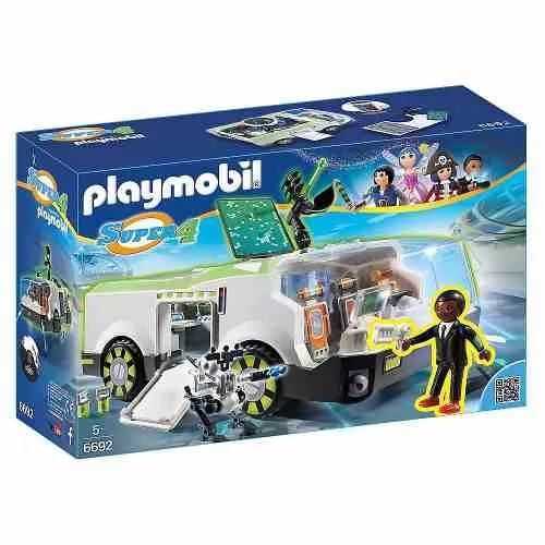Playmobil 6692 Camaleon Con Gene - $ 2.999,99