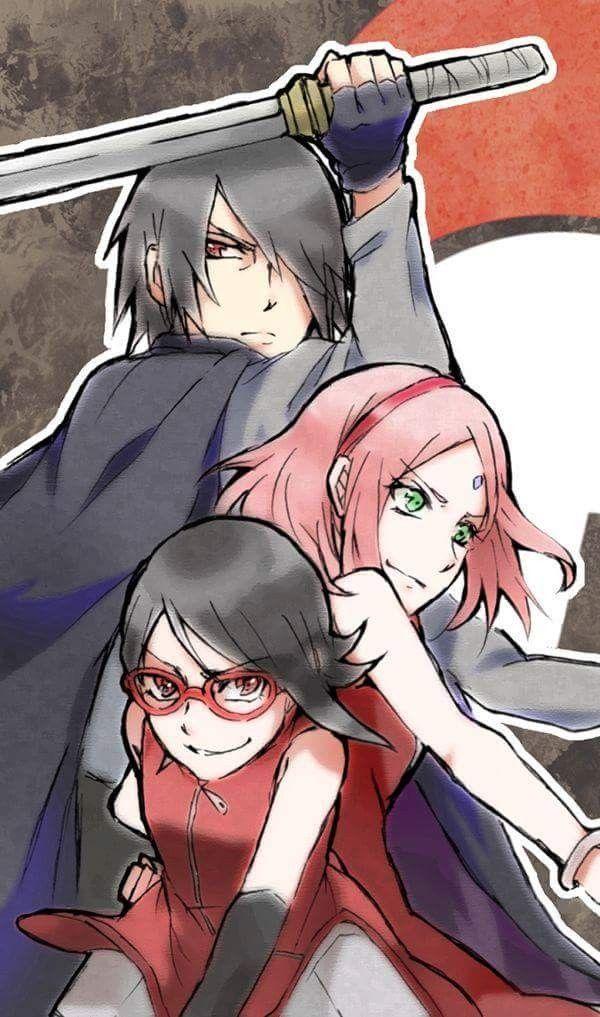 Pin by Nada Nedo on Anime Sasusaku, Naruto, Sakura and