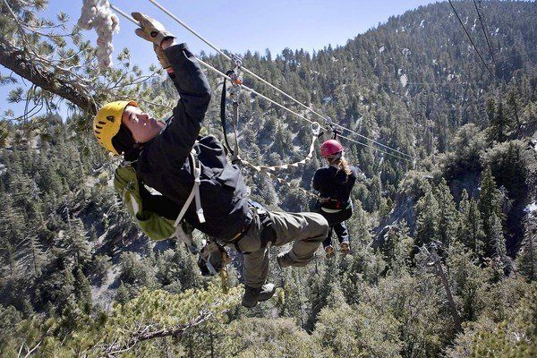 If you want to give zip-lining a try, your Southern California options are plentiful. Most have physical requirements participants must meet, so be sure to call or check the website before you...