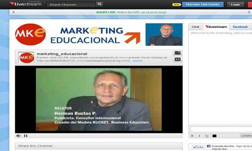 http://www.livestream.com/marketing_educacional