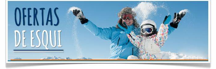 Ofertas de #esquí con CAMPUVIC VIATGES, la mejor forma de esquiar este invierno. En nuestra web encontrarás los viajes a la nieve al mejor precio: hoteles, combinados de hotel + forfait, cursos de ski. No importa si deseas esquiar o hacer snowboard, porque encontrarás toda la información sobre las pistas y estaciones de esquí de los destinos más importantes: ski en Andorra, esquí en Formigal, Sierra Nevada, Grandvalira...   http://campuvic.traveltool.es/esqui/inicio_p2.aspx