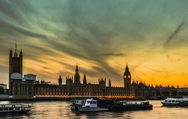 Big Ben, Parlament by Photosbytavo
