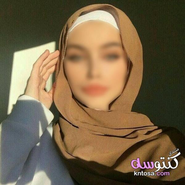 طريقة لف الطرح الجيل بالصور لفات طرح بدون دبابيس بالخطوات طريقه لف الطرحه Loose طرق لف الحجاب بالصور Kntosa Com 26 19 155 Fashion Hijab