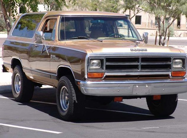 1987 Dodge Ram Charger 10 In 2020 Dodge Ram Dodge Dodge Ramcharger