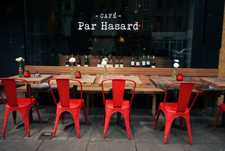 café Par Hasard  Amsterdam Ceintuurbann 113-115  photo: © Myriam Balaÿ