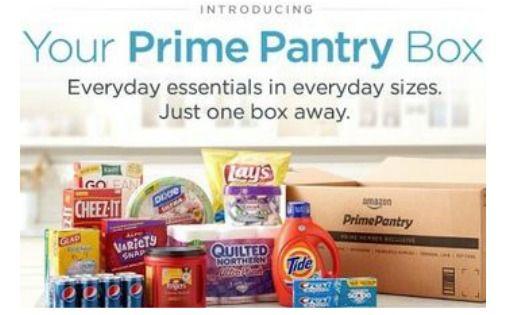 Amazon Pantry Program: $5.99 Pantry Box Delivery Fee - Southern Savers :: Southern Savers