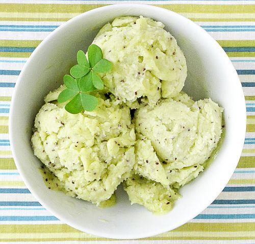 Înghețată de Kiwi