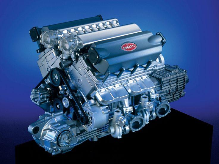 The Buggatti Veyron engine is the mitochondria