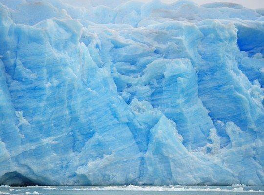 Stries bleues, Perito Moreno