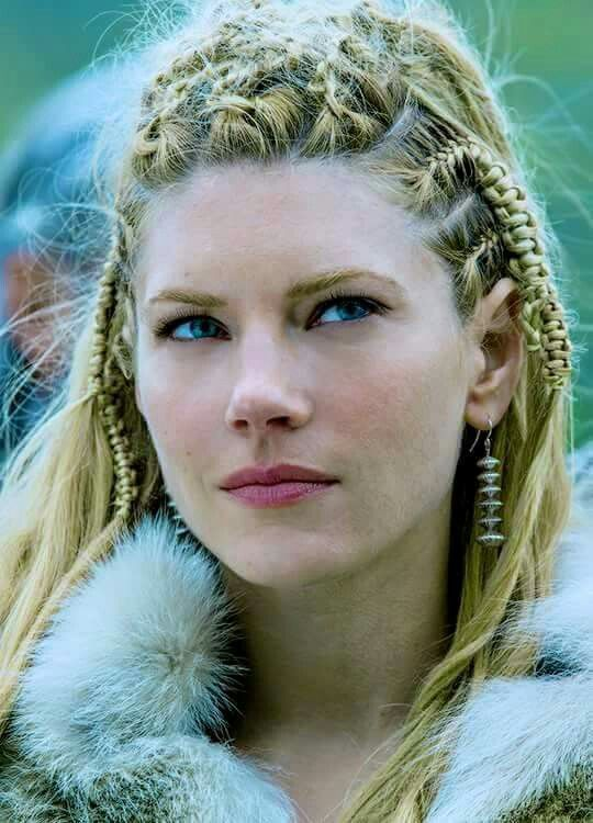 I want to have my hair braided like Lagerthas