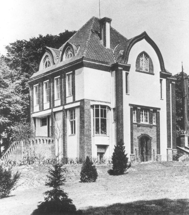 78 besten haus bilder auf pinterest arquitetura for Behrens house
