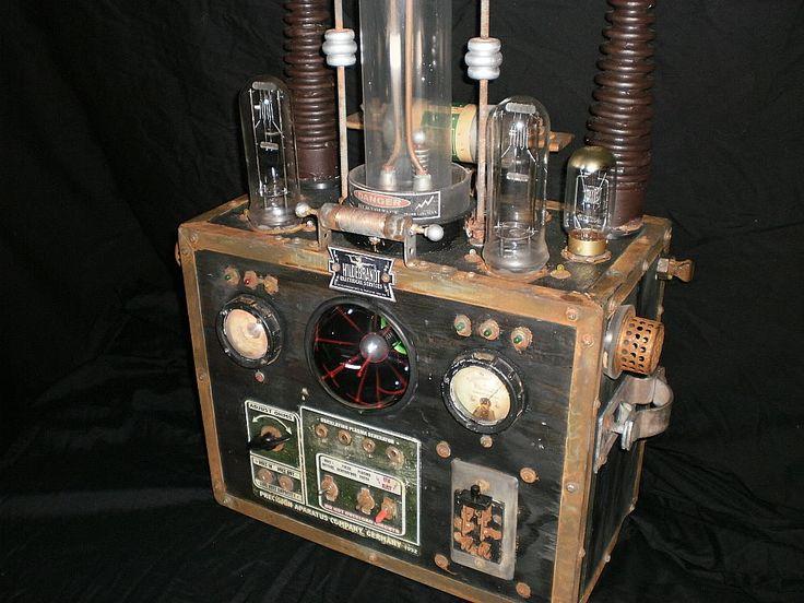 frankenstein machine