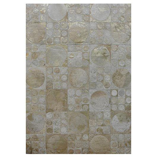 Carpette Golden circle (5 x 8 pi) | Tanguay