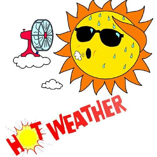 Image result for hot weather