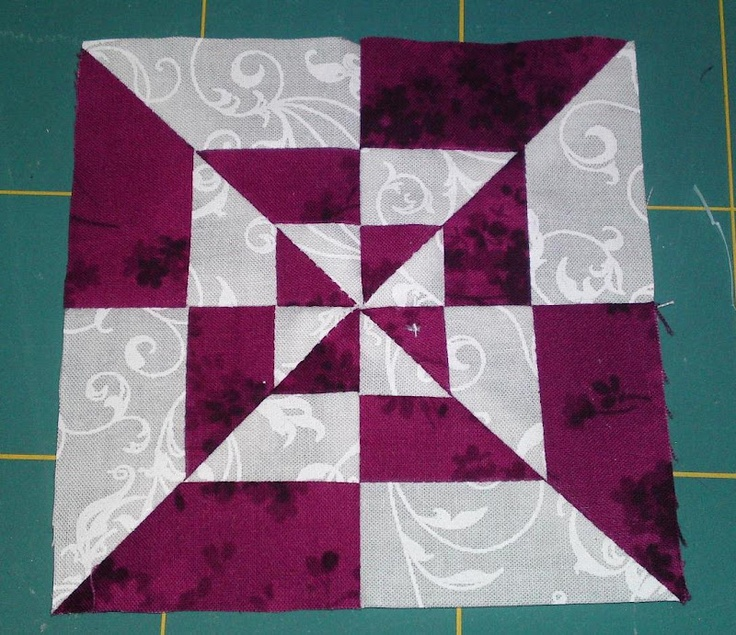 107 best Dear Jane Quilt blocks and tutorials images on Pinterest ... : two color quilt blocks - Adamdwight.com