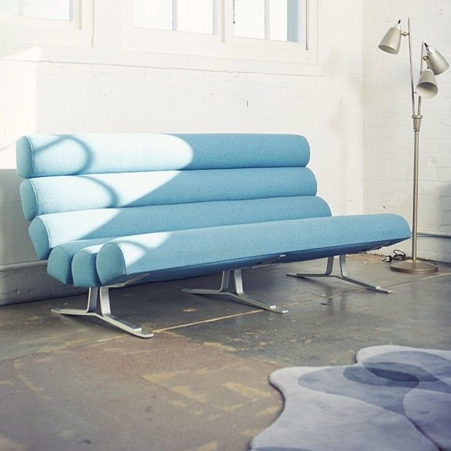 20cmodern: U201cOur Fabulous William Plunkett WP01 Sofa Attracts Constant  Attention. So Comfortable Too