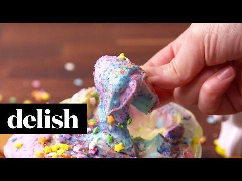 Best Unicorn Dip Recipe - How To Make Unicorn Dip - Delish.com