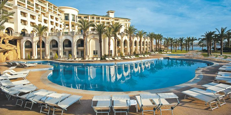 Stella Di Mare Beach Hotel and Spa is a sea front hotel in Sharm El Sheik with a private beach. Stella Di Mare Beach Hotel location is right at the edge of the famous Naama Bay provides spectacular views over the land and sea.