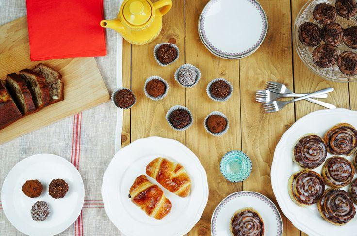 Nutella hemel! Nutapas: 5 kleine hapjes voor bij de thee of voor bij een feestje!