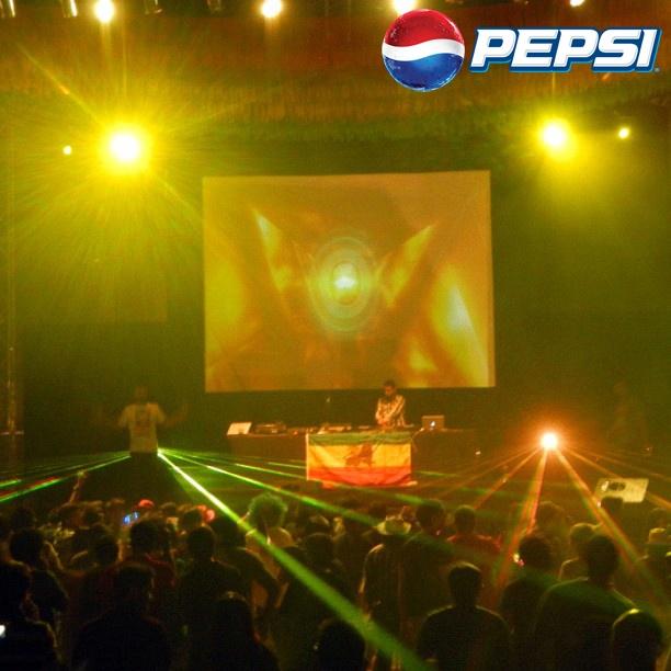 #PepsiNH7 #nowplaying @dub_station