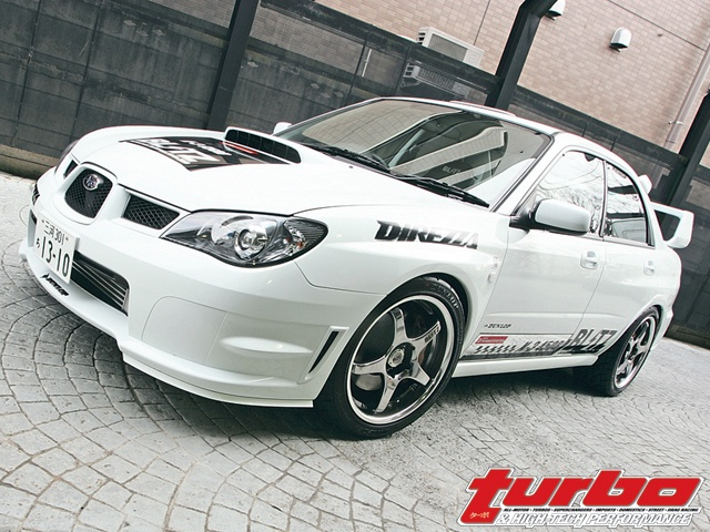 06 Subaru Wrx Sti Spec C.