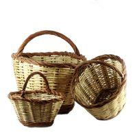 La Botiga del Celler - Celler d'Ullastrell - Cistells de Canya - Cestas de Caña - Cane Baskets