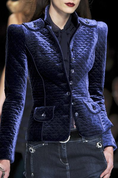 Roccobarocco Fall 2010 - Details
