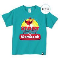 Kaos Afrakids AF039 - Start Your Day with Bismilla