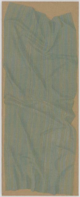 Helene Appel, 'Narrow Light Blue Fabric (4 Meter),' 2014, James Cohan Gallery