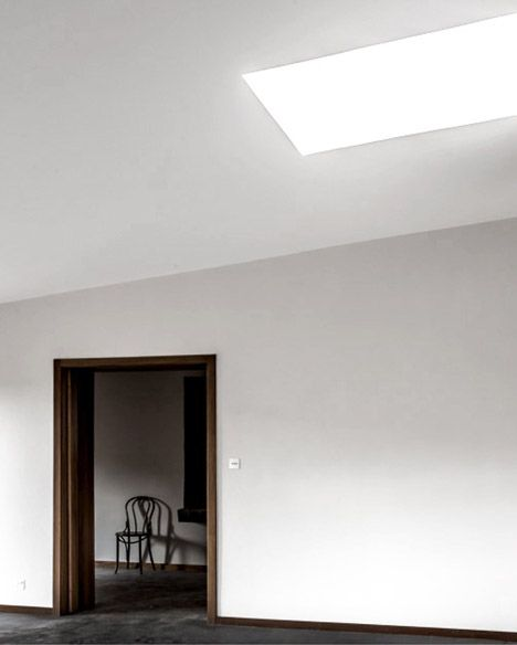 Lost Villa by Jonathan Woolf Architects