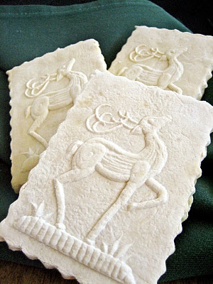 """No swabian Christmas without """"Springerle"""" - anise cookies shaped with molds. Sometimes they are very hard, so you have to make them already in November. It is the first sort of """"Plätzchen""""(Christmas cookie) the housewife starts with. They are perfect when they have """"feet"""""""