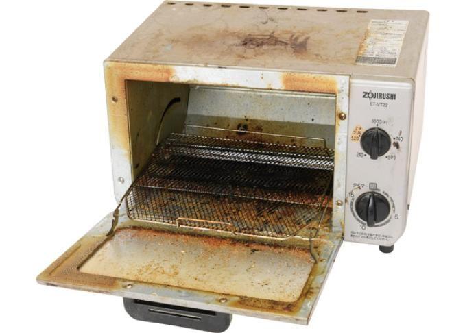 黒コゲには アレ がいい 古トースターが見違えるお手入れ方法がこちら
