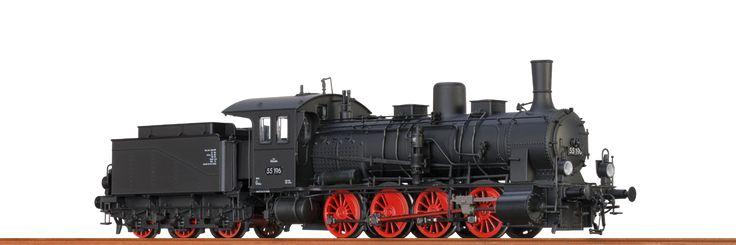 Brawa Güterzuglok G 7.1 der BBÖ
