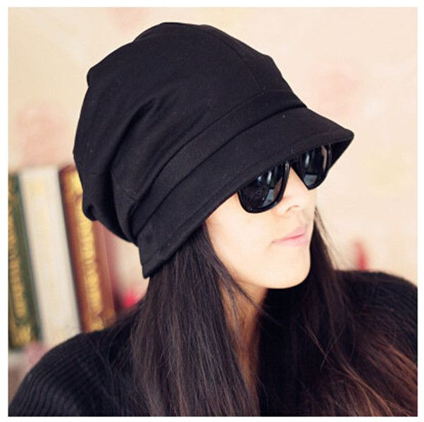 Cheap ruffle plain bucket hat for women spring sun hats