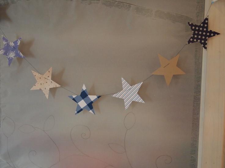 Stoere sterrenslinger languit