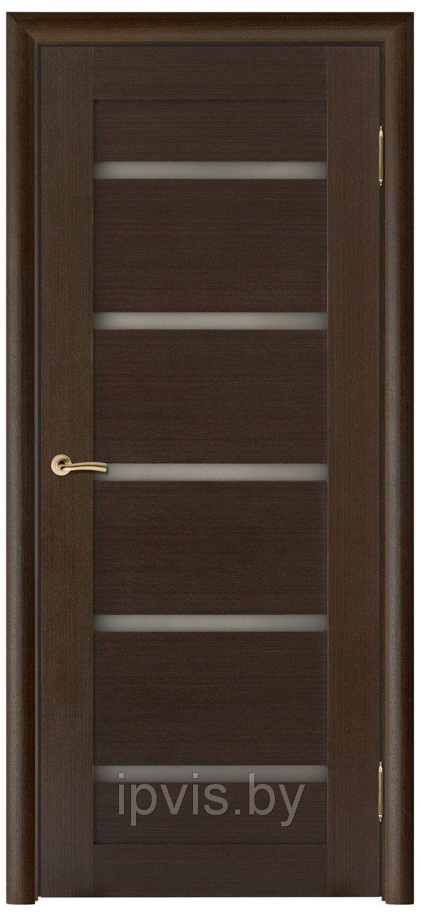 Двери межкомнатные Вега 7 венге (Вилейка) в г. Гомель. Отзывы. Цена. Купить. Фото. Характеристики.