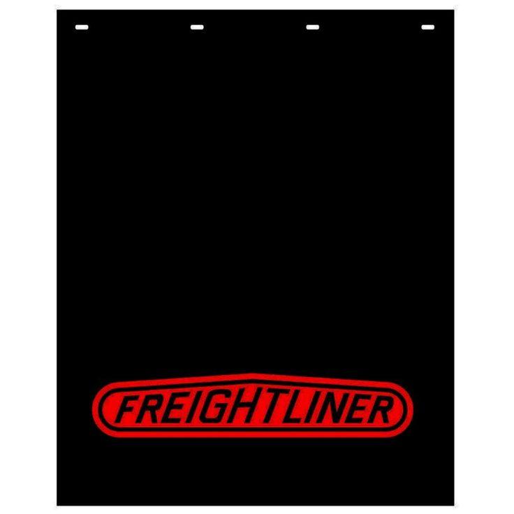"""Semi Truck 24"""" x 30"""" Mud Flaps - Semi Truck Mud Flaps - Freightliner 24"""" x 30""""…"""