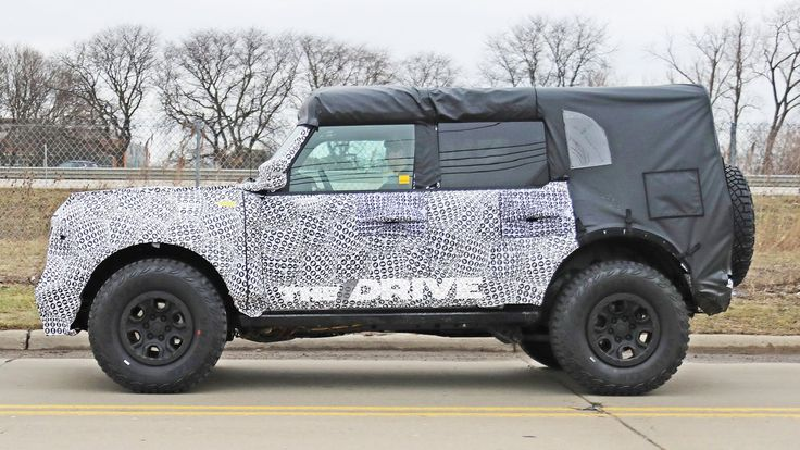 It's Looking Like the 2021 Ford Bronco Will Get a Seven