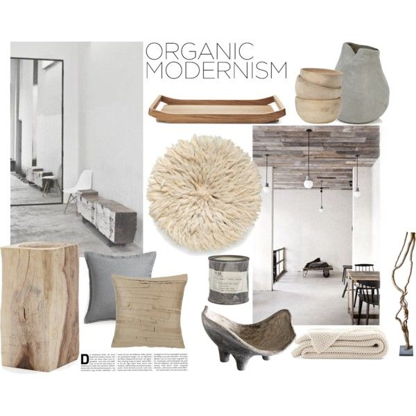 Organic Modernism, created by nmkratz on Polyvore