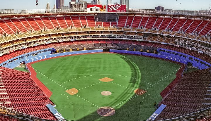 Three Rivers Stadium -Tenants: Pittsburgh Pirates (MLB), Pittsburgh Steelers (NFL) -Capacity: 47,952 -Surface: Astroturf -Cost: $55 Million -Opened: July 16, 1970 -Closed: October 1, 2000 -Demolished: February 2001