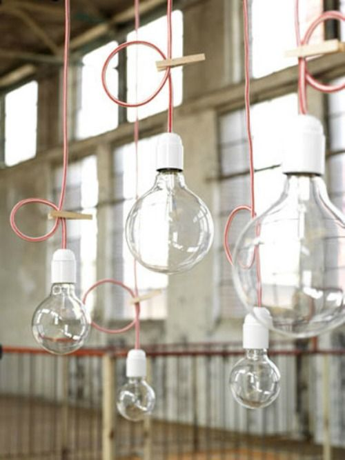 Birch + Bird Vintage Home Interiors » Blog Archive » Simple Lighting