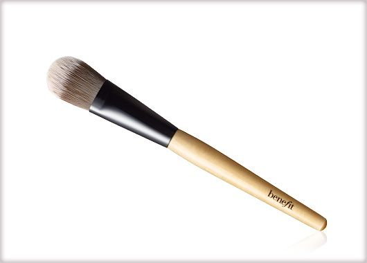 Benefit Cosmetics foundation brush. I've had this brush for so long and it's still in great condition