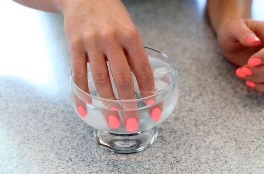 nagels snel laten drogen