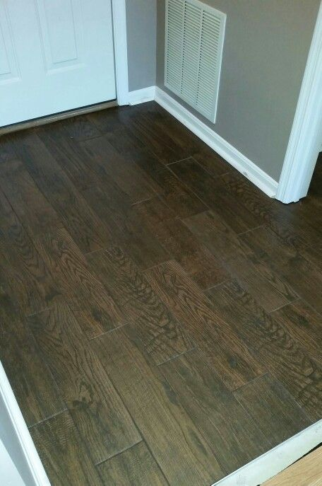 MARAZZI Montagna Saddle 6 in. x 24 in Glazed Porcelain Floor and Wall Tile. Wood  Grain ... - 25+ Best Ideas About Wood Grain Tile On Pinterest Tile Flooring