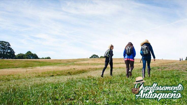 5 Aplicaciones para salir a caminar - Orgullosamente Antioqueño