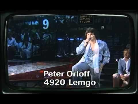 Peter Orloff - Die Nacht, als Christina fortlief 1977